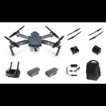 DJI MAVIC PRO Fly More Combo drón + ajándék 64GB microSD
