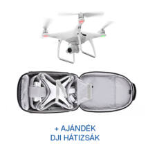 DJI Phantom4 PRO + ajándék DJI Multifunctional Backpack