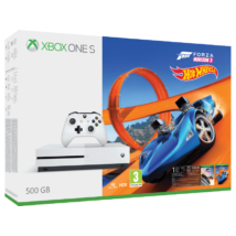 Microsoft Xbox One S 500GB+Forza Horizon 3+Hot Wheels DLC