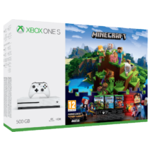 Microsoft Xbox One S 500GB+Minecraft+Rocket League