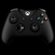 Microsoft Xbox One vezeték nélküli kontroller FEKETE