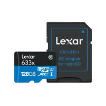 128GB Lexar High-Performance UHS-1