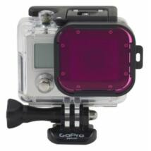 PolarPro Hero3 Magenta Glass Filter