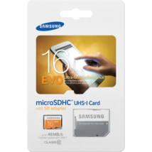 16GB microSDHC memóriakártya - Samsung