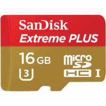 16GB microSDHC EXTREME memóriakártya - SanDisk