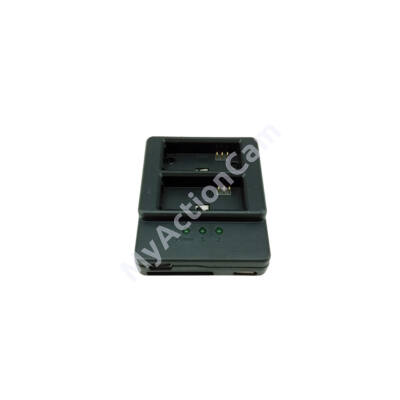 MAC Hero3 Dual Battery Charger GoPro-hoz