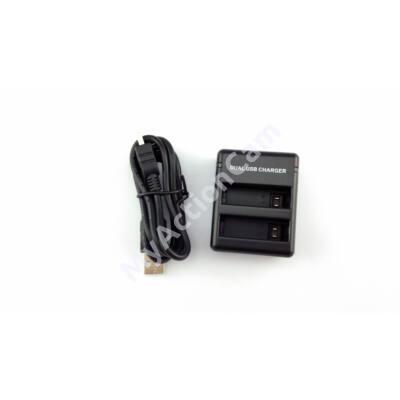 MAC Hero4 Dual Battery Charger GoPro-hoz