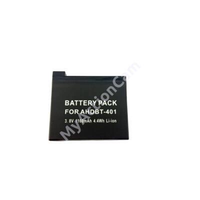 MAC Hero4 Battery GoPro-hoz