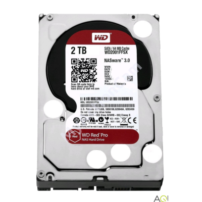Red PRO 2 TB (WD2001FFSX)