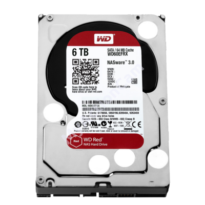 Red 6 TB (WD60EFRX)