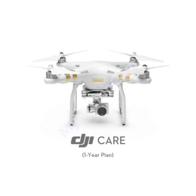DJI Care (Phantom 3 Professional) 1-Year Plan