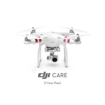 DJI Care (Phantom 3 Standard) 1-Year Plan