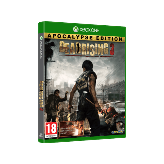 Microsoft Xbox One Dead Rising 3
