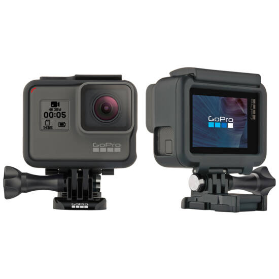 GoPro Hero5 Black + ajándék SP Gadgets táska