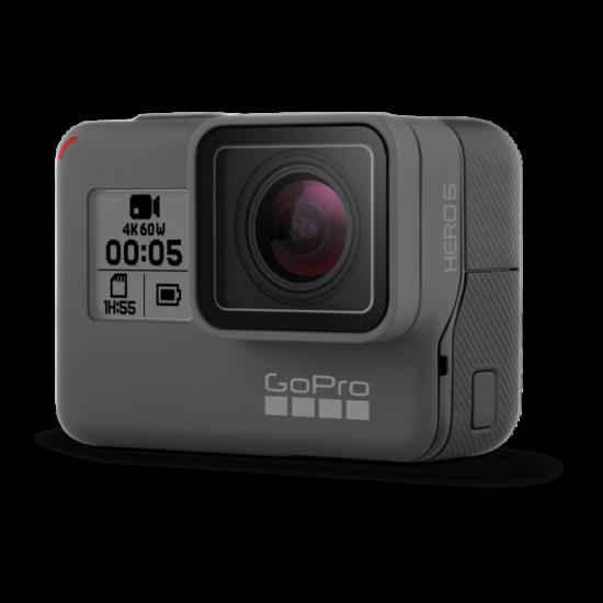 GoPro Hero6 Black + ajándék SP Gadgets táska