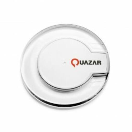 Quazar Power Disk vezeték nélküli töltő Fehér