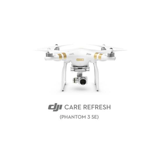 DJI Care Refresh (Phantom 3 SE) kiterjesztett garancia