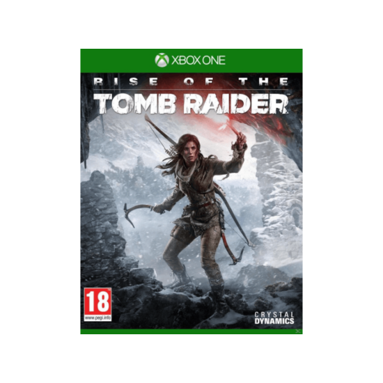 Microsoft Xbox One Rise of the Tomb Raider