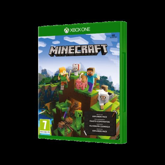 Microsoft Xbox One Minecraft Explorers Pack