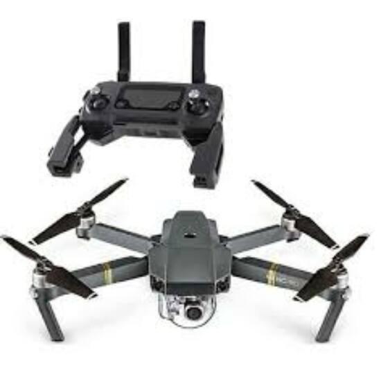 DJI MAVIC PRO drón bemutatódarab