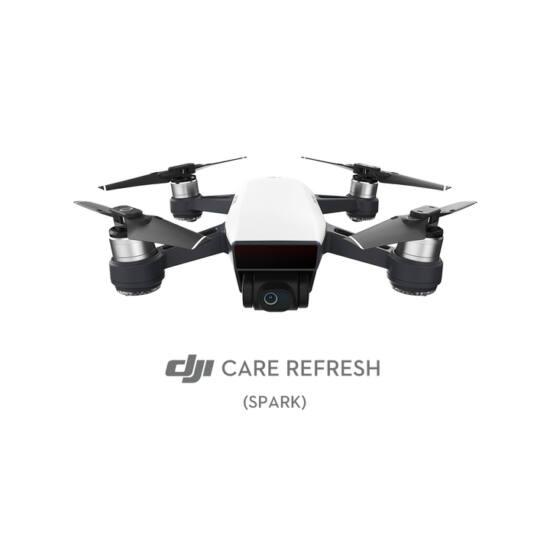 DJI Care Refresh (Spark) kiterjesztett garancia