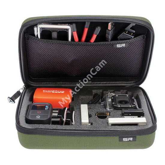 SP POV Case GoPro-Edition 3.0 olive - small