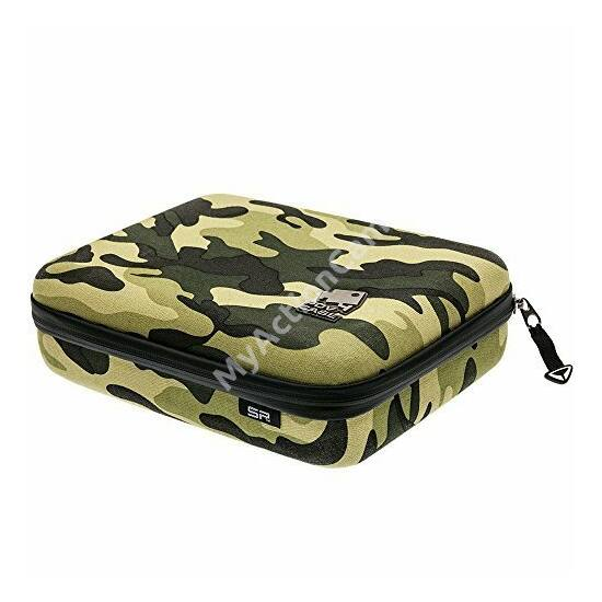 SP POV Case GoPro-Edition 3.0 camo - small