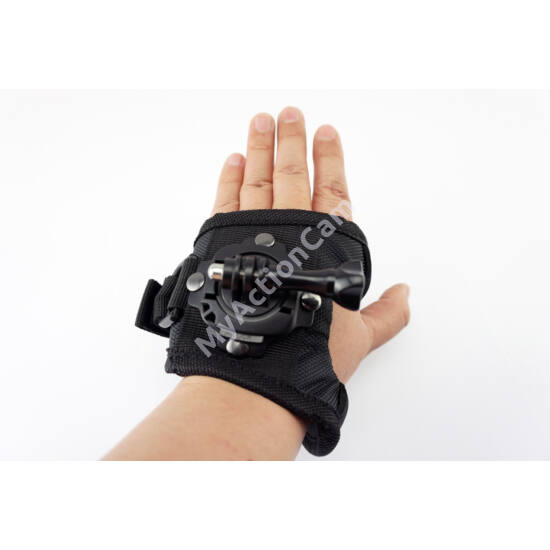 MAC Glove Mount Gopro-hoz - Large