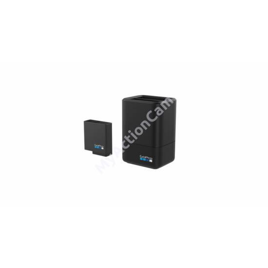 GoPro Dual Battery Charger + Battery (Hero 5 / Hero 6 Black)