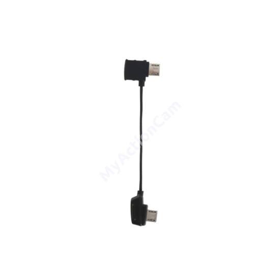 DJI Mavic távirányító kábel (Micro USB)