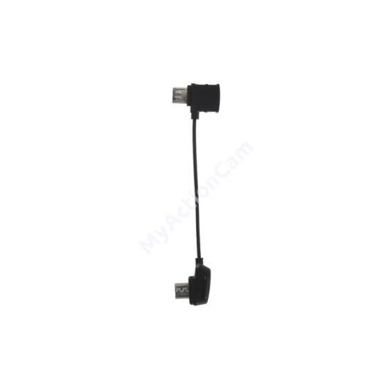 DJI Mavic távirányító kábel (Reverse Micro USB)