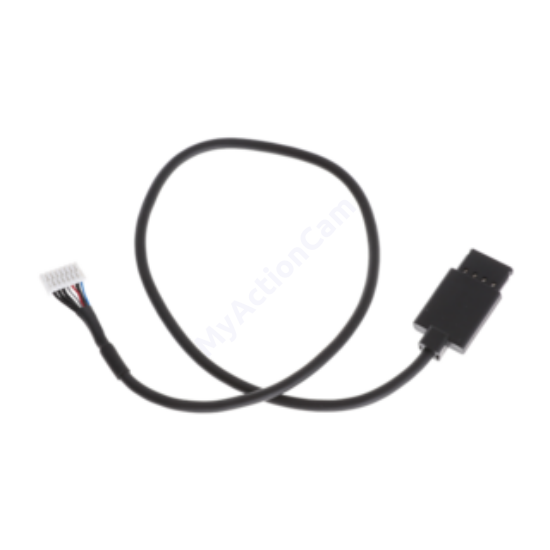 DJI Ronin-MX RSS Power Cable