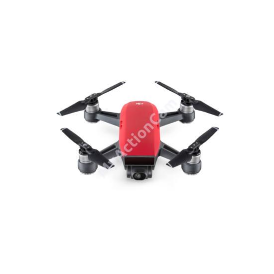 DJI SPARK drón (Lava Red) + ajándék 16GB microSD