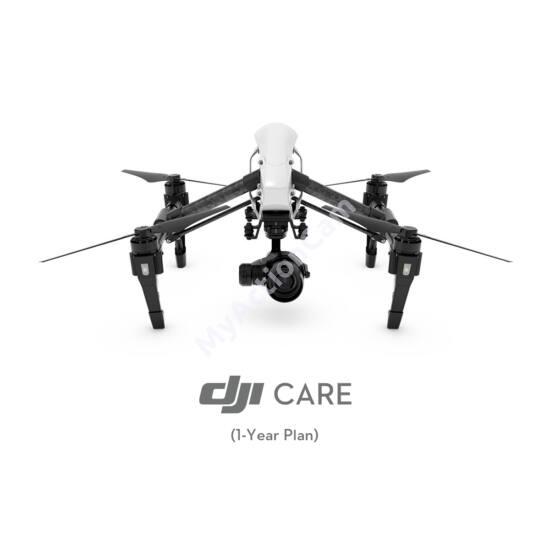 DJI Care (Inspire 1 Pro) 1-Year Plan