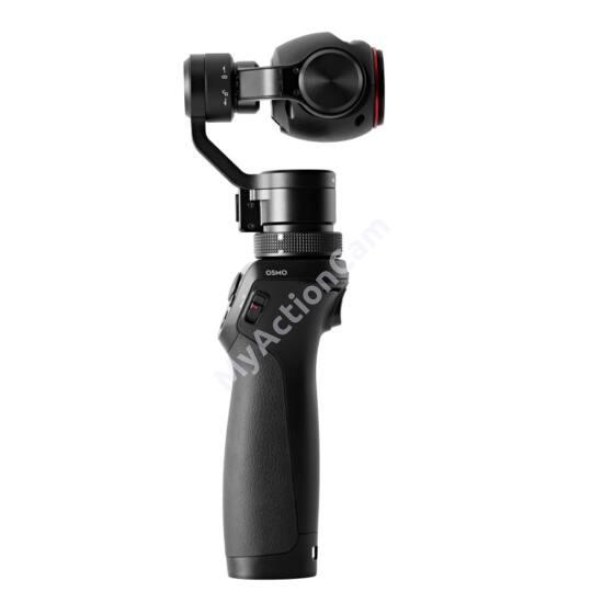 DJI Osmo kamera és kézi stabilizátor