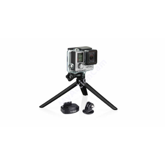GoPro Tripod Mounts + 3-Way Tripod