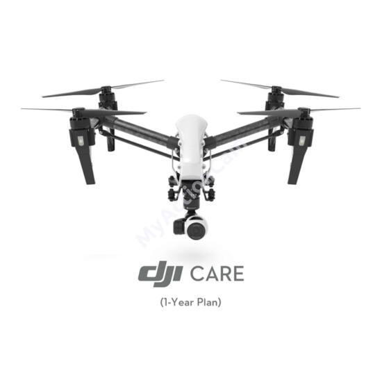 DJI Care (Inspire 1 V2.0) 1-Year Plan
