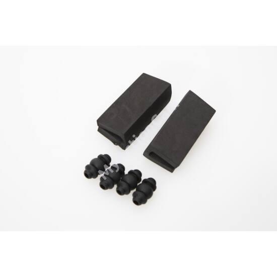 DJI Inspire 1 Gimbal Rubber Dampers & EVA Foam for Battery  & U-EVA Sticker for Remote Controller