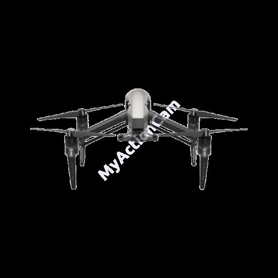 DJI Inspire 2 (L) drón
