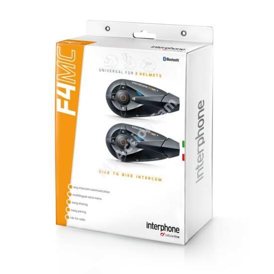 Interphone F4MC Twin