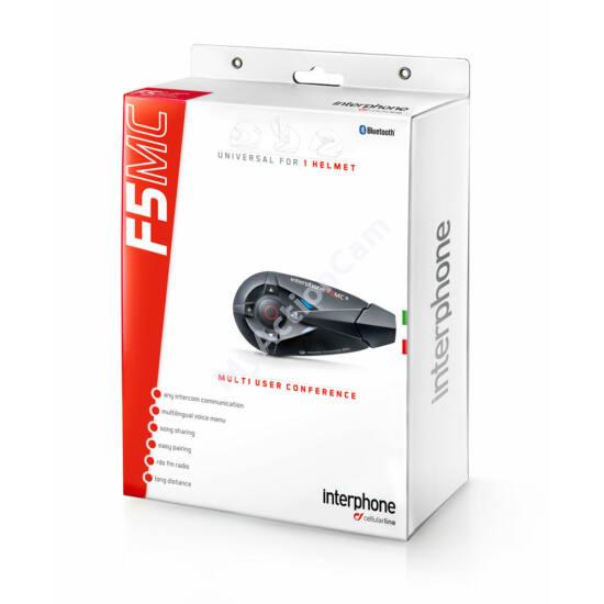 Interphone F5MC - Single Pack