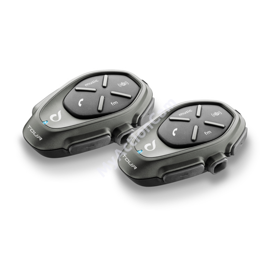 Interphone TOUR - Twin Pack