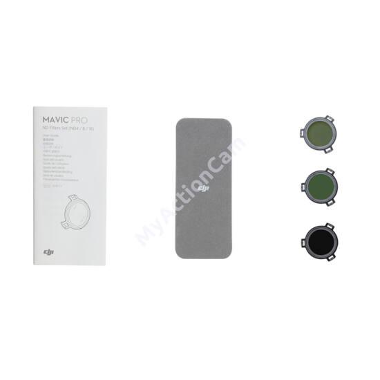 DJI Mavic ND szűrő csomag (ND4/8/16)