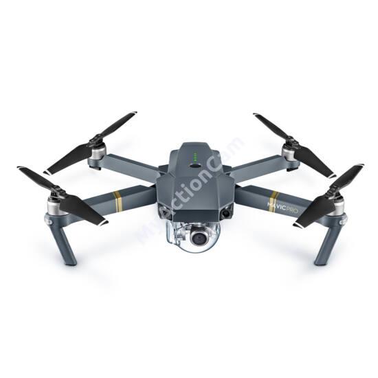DJI MAVIC PRO drón + ajándék 64GB microSD