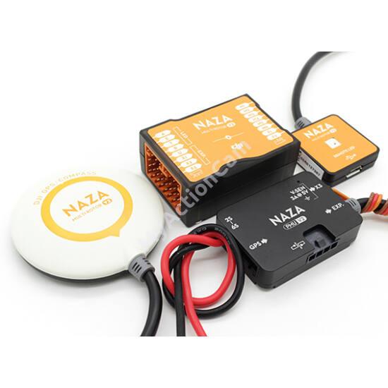 DJI Naza M V2 + GPS Combo