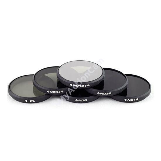 PolarPro DJI Inspire 1 Filter 6-pack