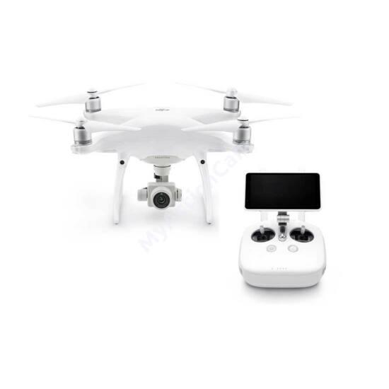 DJI Phantom4 Advanced+ drón + ajándék 64GB microSD