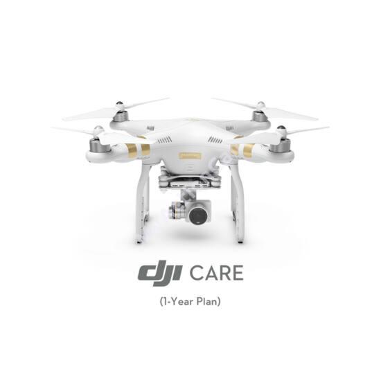 DJI Care (Phantom 3 Professional) 1-Year Plan