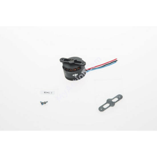 DJI S900 4114 Motor with Black Prop cover