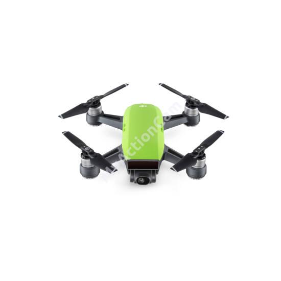 DJI SPARK drón (Meadow Green) + ajándék 16GB microSD